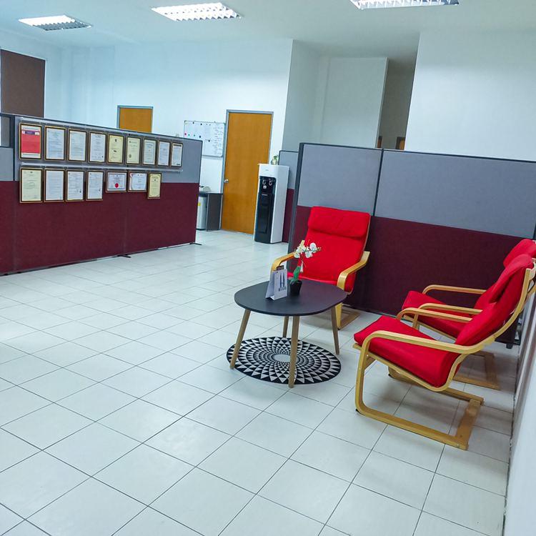 FA Herbs Lounge Area