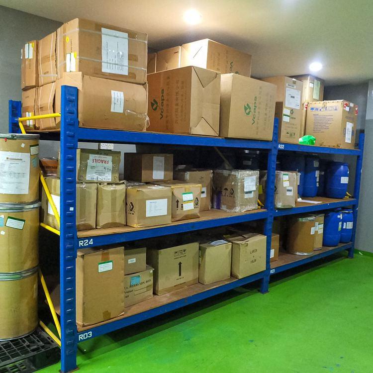 FA Herbs Storage
